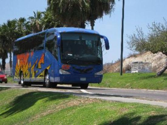 Subercabos bus