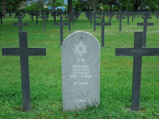 Deutscher Soldatenfriedhof Cernay