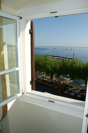 La Vittoria Boutique Hotel: Room with a view! 3