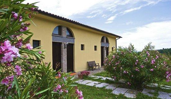 Locanda del Galluzzo : L'ingresso di un appartamento