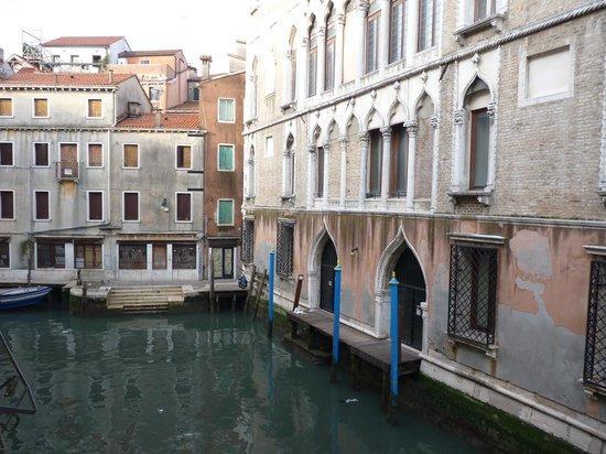 Hotel alla Fava : Hermosa vista desde la habitacion