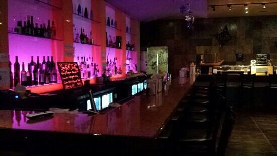 Ruyi Asian Fusion: Lounge Bar