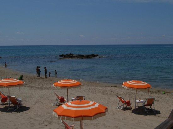 Hotel Il Faro : spiaggia
