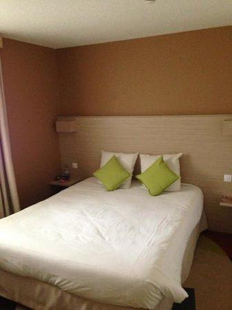Ibis Styles Parc des Expositions de Villepinte: Standard double bed room