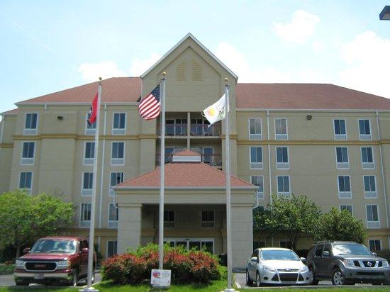 鴿子谷拉金塔旅館及套房飯店照片