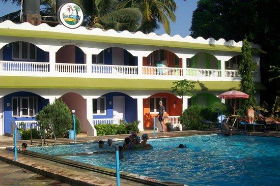 William's Beach Retreat: Дополнительный корпус. Мы в нём жили