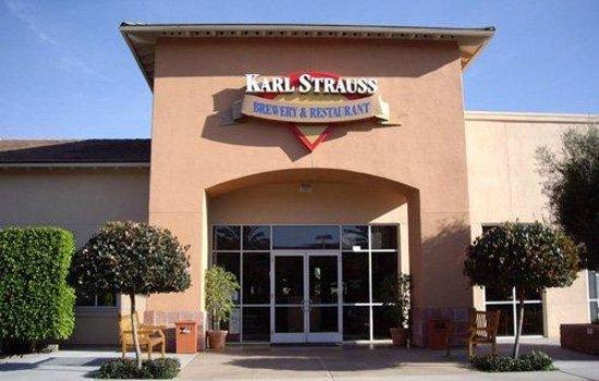 Karl Strauss Brewing Company: Karl Strauss Brewery