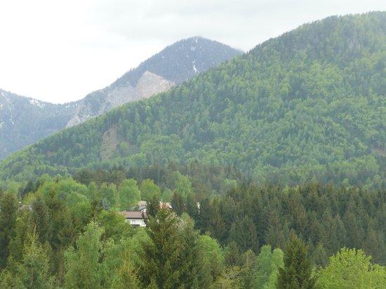 Appartements Amrusch: terrace view
