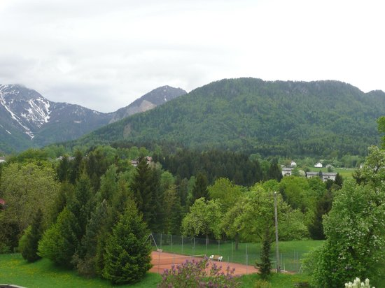Appartements Amrusch: view from terrace
