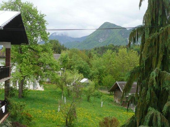 Appartements Amrusch: karavanken mountains