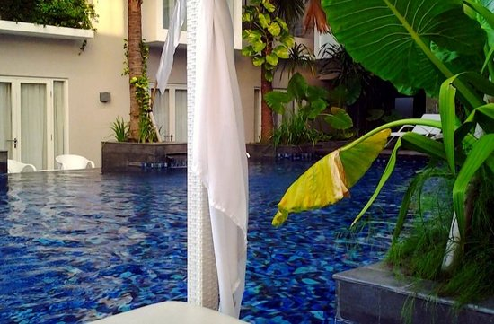 巴厘島庫塔仙丹花度假村照片