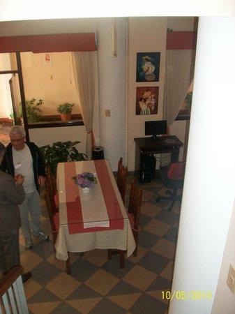 Apart Hotel Mirador de Salta: Lugar comodo, con pc disponible