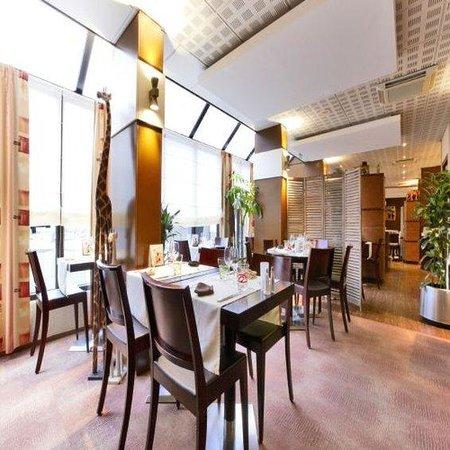 Kyriad Nevers Centre: Restaurant