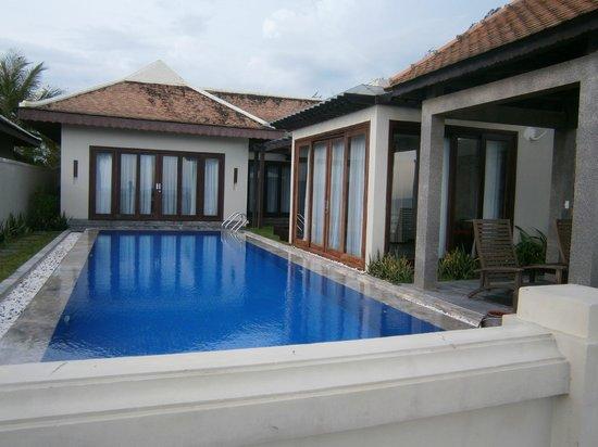 Ana Mandara Hue: Pool villa pool