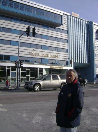 Nuuk, Grønland: hotel