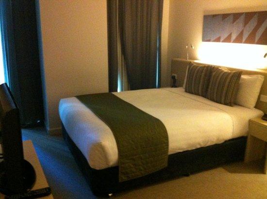 Citadines on Bourke Melbourne: One Bedroom Deluxe Bedroom, Feb 2013