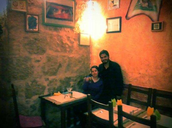 Alounak Restaurant : nosotros