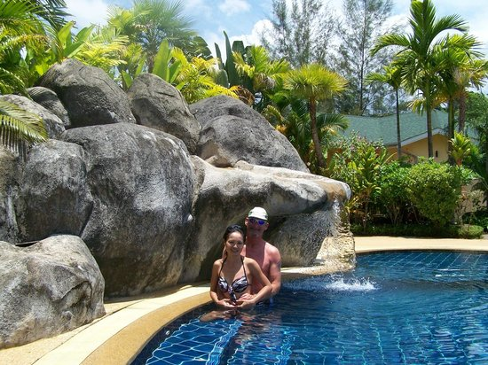 Palm Garden Resort Khao Lak: Great pool to relax or train