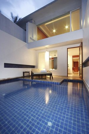 La Flora Resort Patong: Pool Villa with Loft
