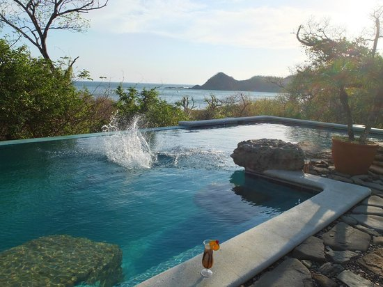 "Morgan's Rock Hacienda and Ecolodge: Get the ""Iguana"" drink, and jump in the pool!"