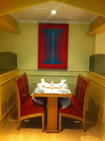 Balsall Common, UK: Bengal brasserie