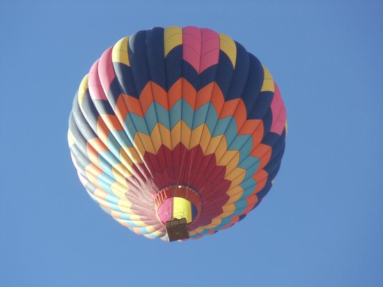 Rocky Mountain Balloon Adventures, LLC.: up up and away