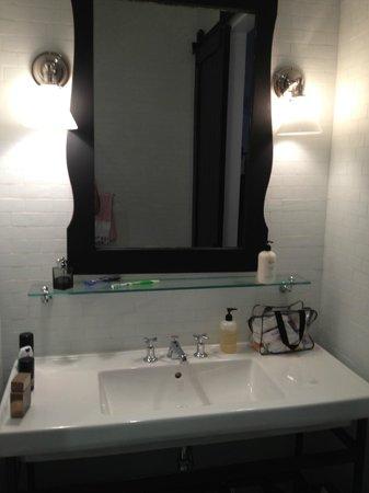 Wythe Hotel Toilet Mirror