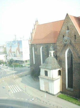 Mercure Wroclaw Centrum: View from window