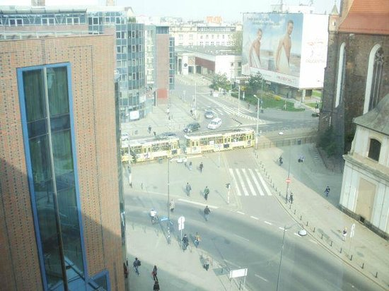 Mercure Wroclaw Centrum: View outside
