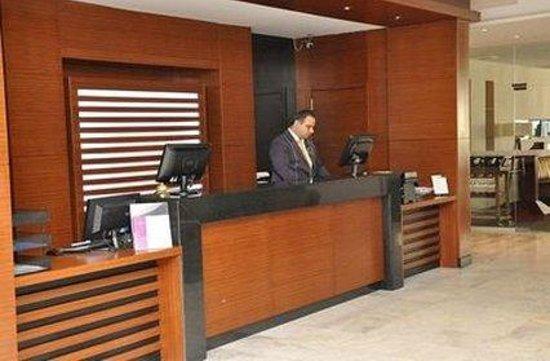 Hotel Anemon Aydin: Reception