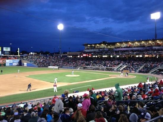Coca-Cola Park : great venue