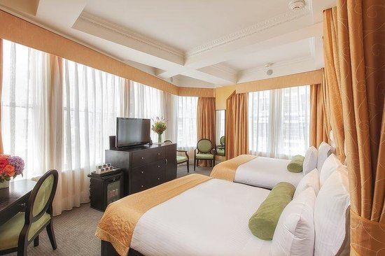 Flatiron Hotel : Toshi Corner Deluxe