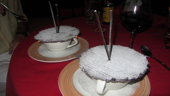 Arii Vahine Restaurant : Dessert