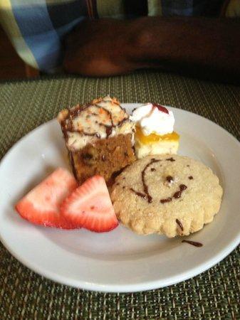 Jaffa at the Oval: Dessert 2