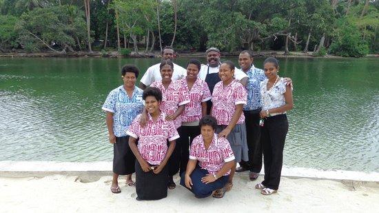 Tropicana Lagoon Apartments Resort: Friendly Staff