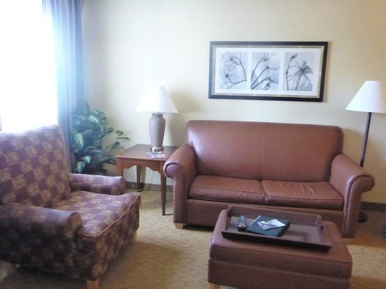 Homewood Suites by Hilton Ft. Worth-North at Fossil Creek: lounge