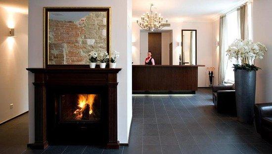 von Stackelberg Hotel Tallinn: Lobby