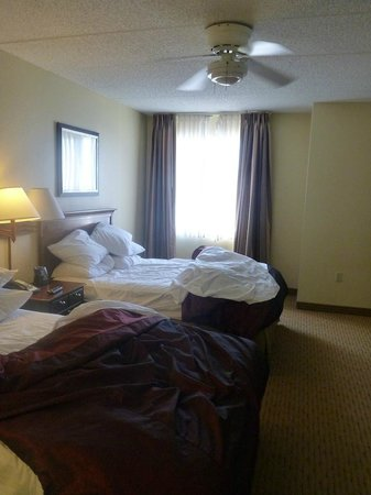 Homewood Suites by Hilton Ft. Worth-North at Fossil Creek: bedroom