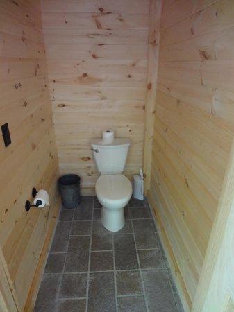 Orenda: Toilet