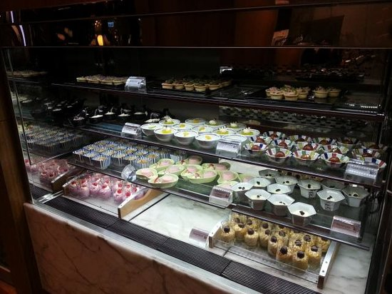 Kitchen Workshop Buffet Review