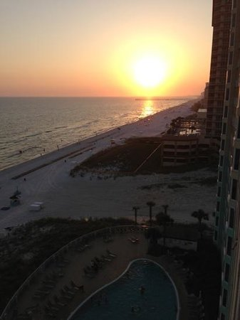 Wyndham Vacation Resorts Panama City Beach: from our room