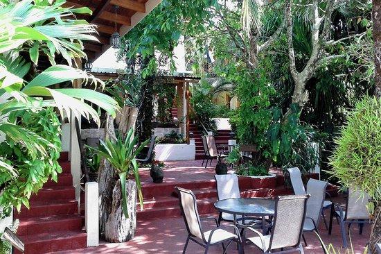 Falls Resort at Manuel Antonio: Relax amongst nature
