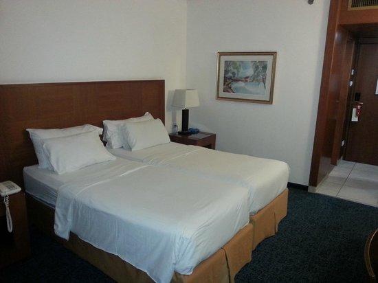 Leonardo Plaza Hotel Tiberias: Vista de la habitacion