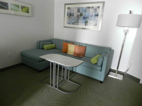 SpringHill Suites Provo: In the room