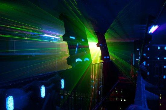 Arena picture of xcalibur lasergame bologna casalecchio for Casalecchio di reno bologna hotel
