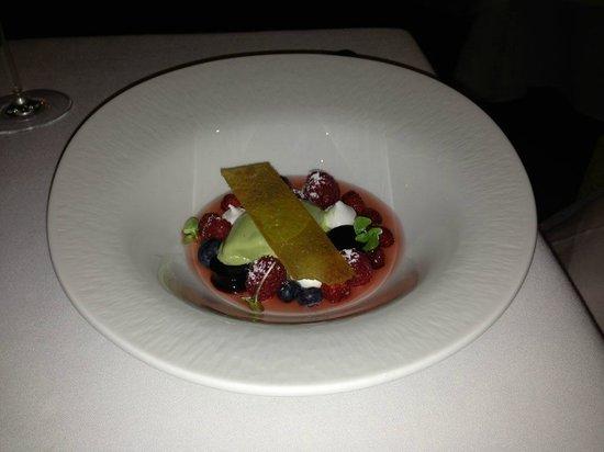 Darley's: Dessert