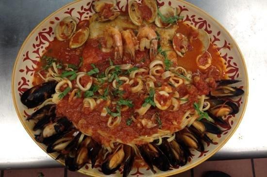 Pie Zano's Pizza & Pasta: Add a caption