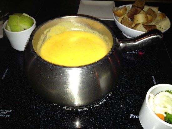 The Melting Pot: cheese