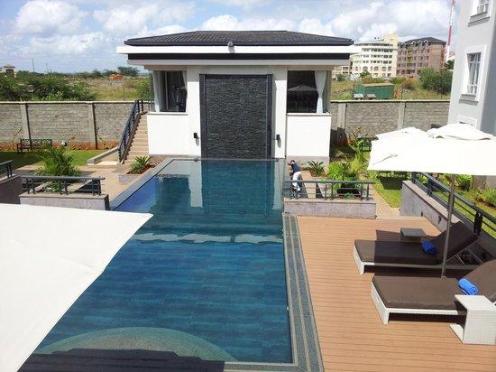 Eka Hotel Nairobi: swimming pool @ Eka Hotel
