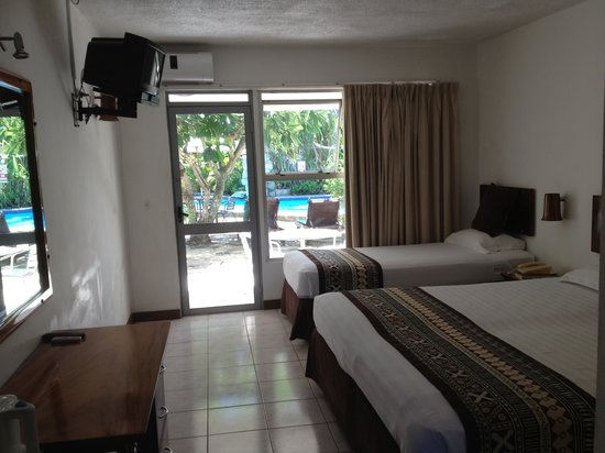 Capricorn Fiji Hotel: superior